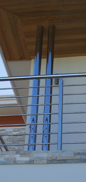 Stainless Steel Structural Columns